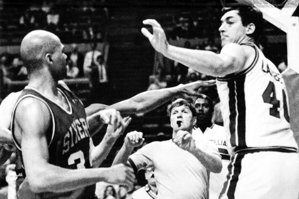 【請勿模仿】NBA史上 10個火爆衝突鏡頭 | 天才・門外漢 | 籃球地帶 - FanPiece
