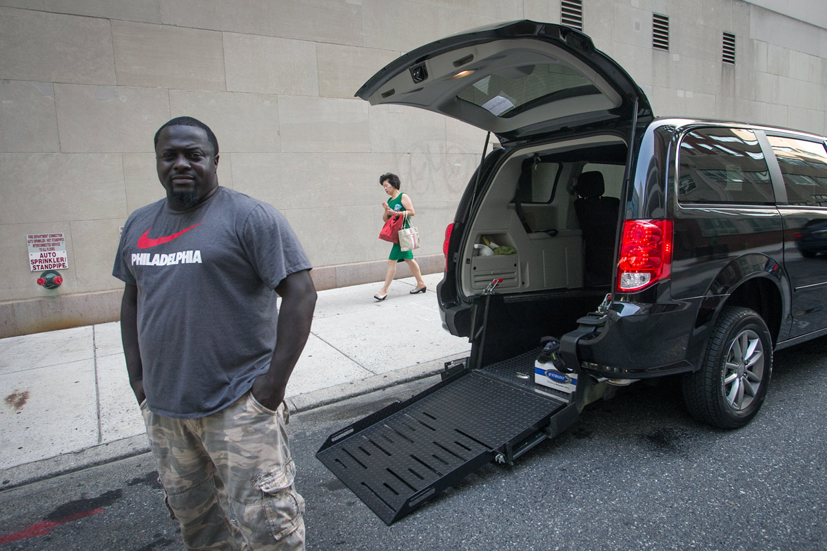 wheelchair uber empty chair poem users will have more access to rides philly