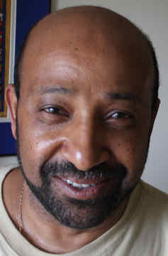 Berhanu Nega, living in Pa., says that he expected the move.
