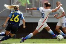 Us Women's Soccer Team Logo