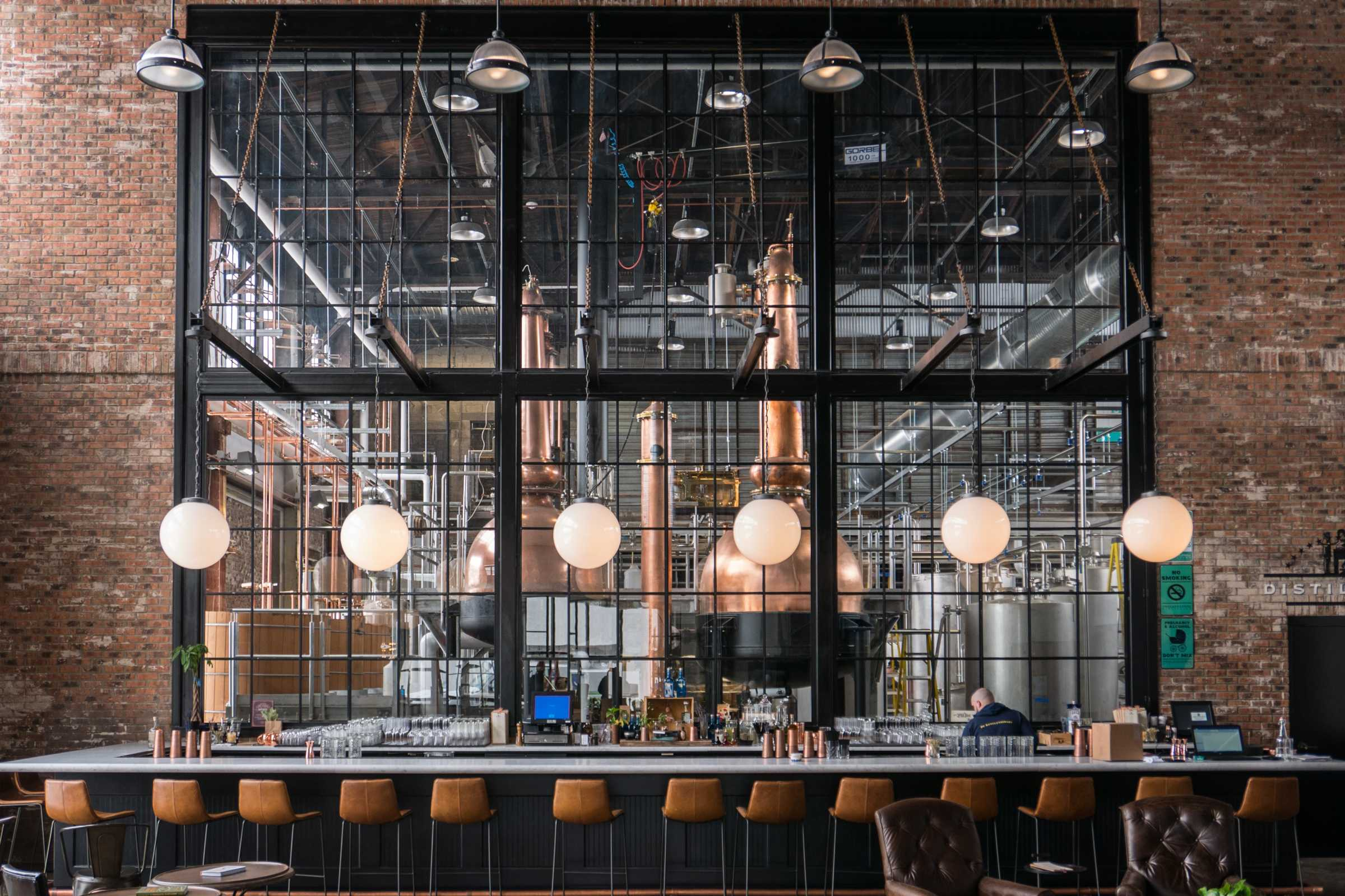 Bar Code Local gin and a secret beer menu at