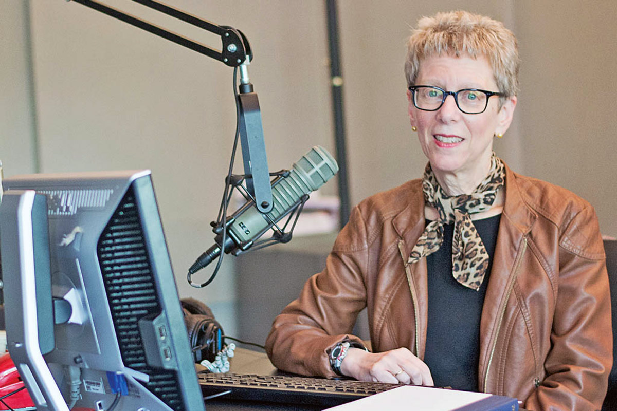 Fresh Airs Terry Gross To Receive National Humanities