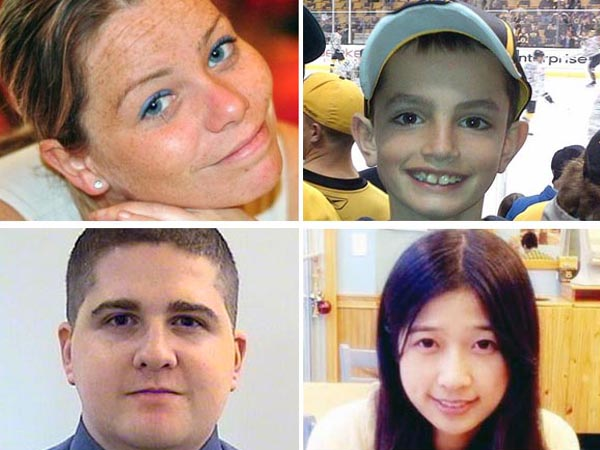 Remembering Boston Bombing Victims Philly