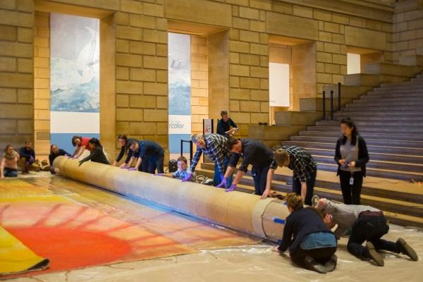 Philadelphia Museum Of Art Stalwart