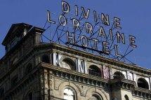 Divine Lorraine Collection Pop- Return Hotel