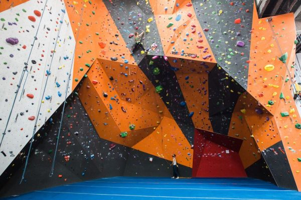 Cliffs Climbing Gym Open In Philly Location