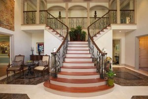 For sale Sensational staircases to make a grand entrance ...