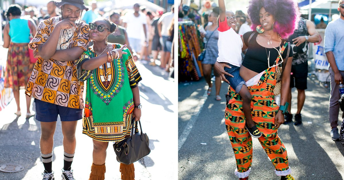 philadelphia eagles chair cheap spandex folding covers for sale photos: colorful self-expression at the odunde festival | phillyvoice