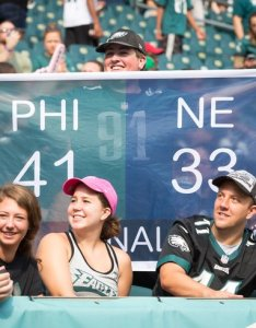 Carroll fans at the eagles public practice also what they  re saying about espn predicts  super bowl rh phillyvoice