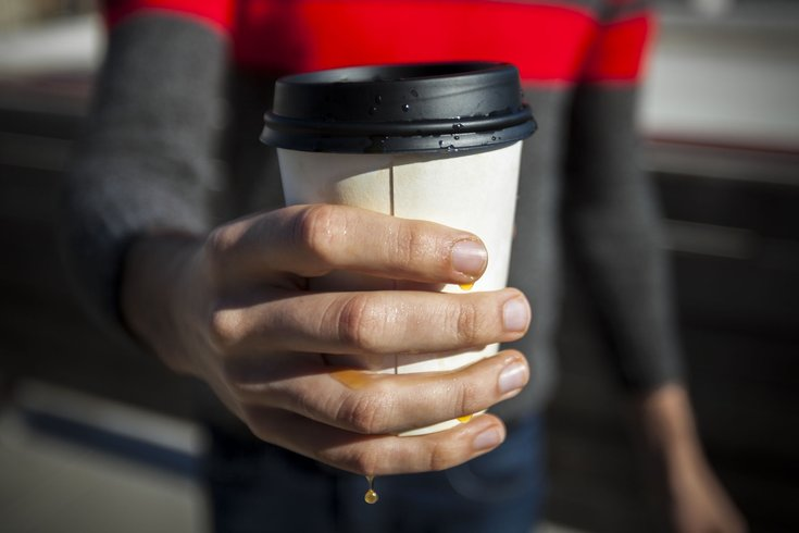 Infrequently Asked Questions Why do coffee cups still drip  PhillyVoice