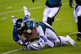 Eagles snap count analysis: Week 8 vs. Cowboys | PhillyVoice
