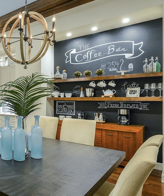 10 ideas to create a coffee shop