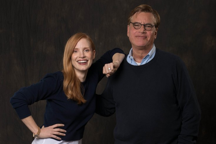 Jessica Chastain reigns in magnificent Mollys Game  PhillyVoice