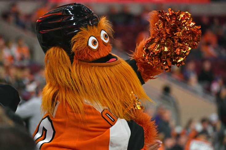 Altright Gritty memes will fail to coopt Flyers mascot