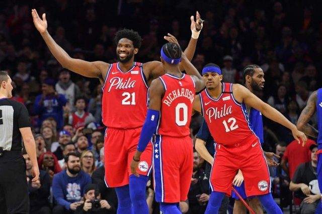2021 NBA Finals odds show how far Sixers have fallen over last year    PhillyVoice