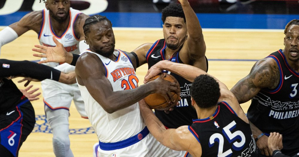 Instant observations: Tobias Harris leads Sixers to tight win over Knicks |  PhillyVoice