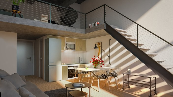 Heres what the apartments inside the historic West