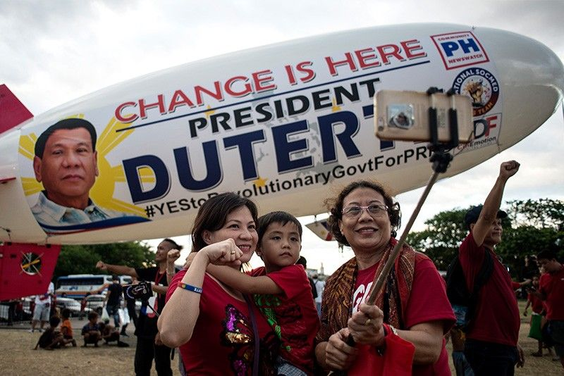 Image result for duterte supporters
