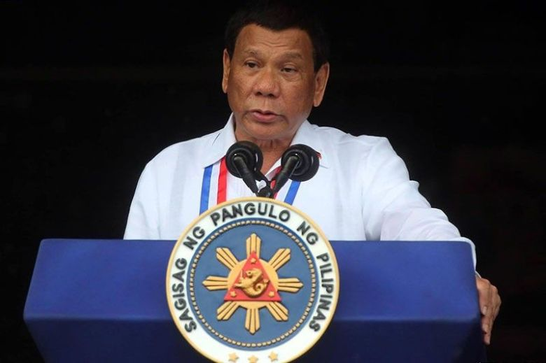 Image result for duterte independence day 2018 speech