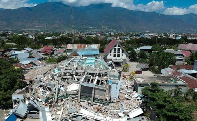 Philippines Ready To Help Quake Hit Indonesia Philstar