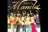 2015 Miss Manila crowned | Entertainment, News, The ...
