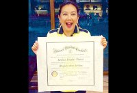 Korina earns another degree | Entertainment, News, The ...