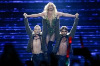 WATCH one more time: Britney Spears in Manila ...