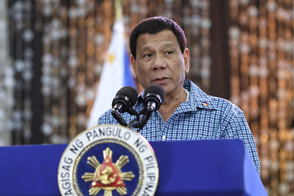 Image result for duterte statement gay
