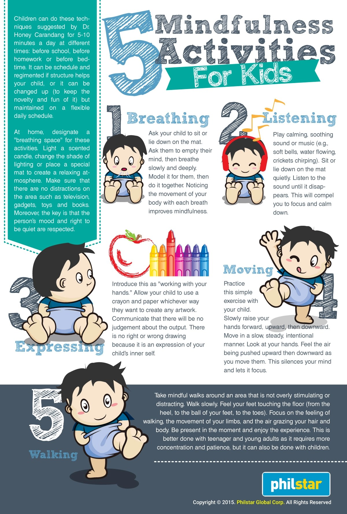 5 Activities That Will Teach Mindfulness To Your Child
