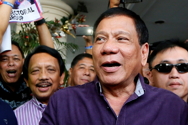 Image result for duterte of