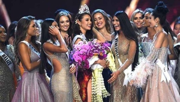 Miss Universe 2018 2nd runnerup39s cosmetic surgery photos