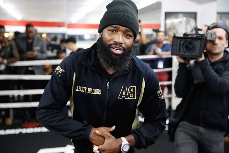 Adrien Broner wants Manny Pacquiao's throne Philstar.com