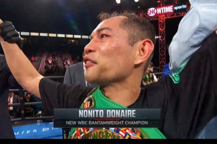 Vintage Donaire stops French champion to regain title he won a decade ago    Philstar.com