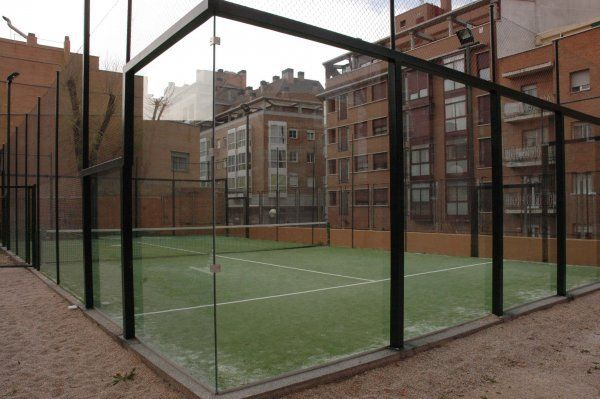 Centro Deportivo Municipal Playa Victoria  Madrid  PistaEnJuego