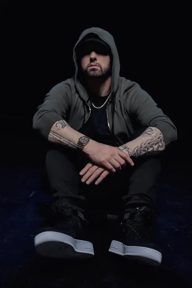 Eminem and Rag  Bone Collaborate on New Fashion