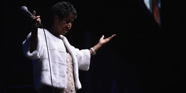 Image result for aretha funeral