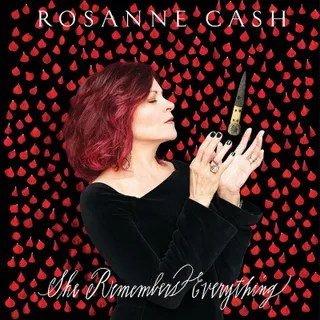 Resultado de imagen de Rosanne Cash - She Remembers Everything