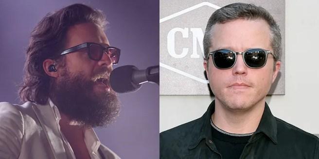 Father John Misty (Sebastian Reuter/Redferns), Jason Isbell (Jason Kempin/Getty Images for Americana Music Association)