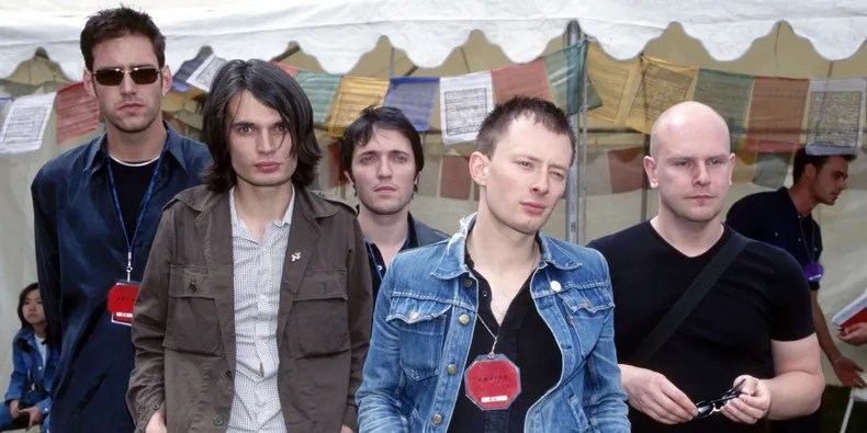 Radiohead Add rarity to streaming services when online archive starts