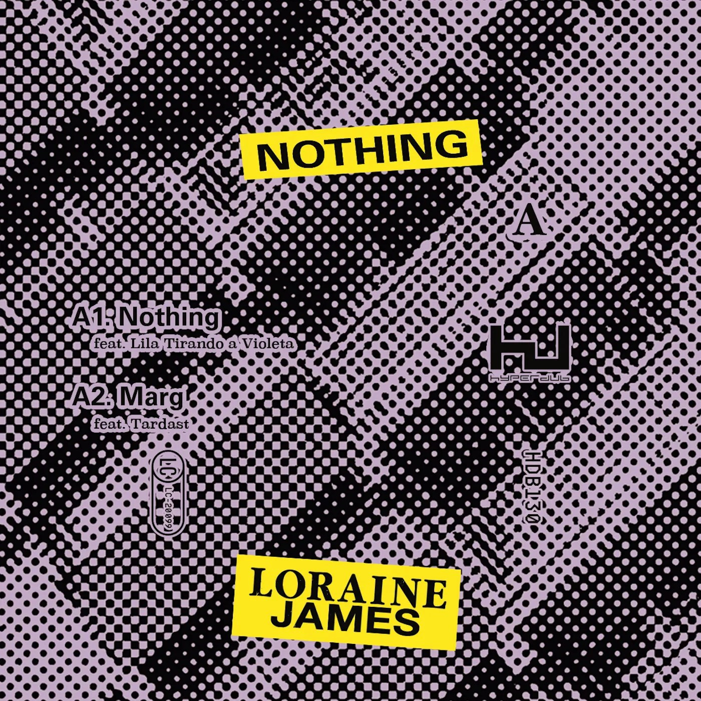 Loraine James Nothing EP