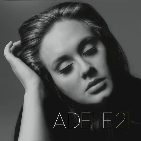Adele '21' album cover (Image: pitchfork.com)