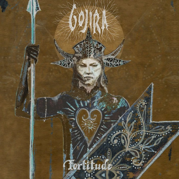 Resultado de imagen de gojira fortitude