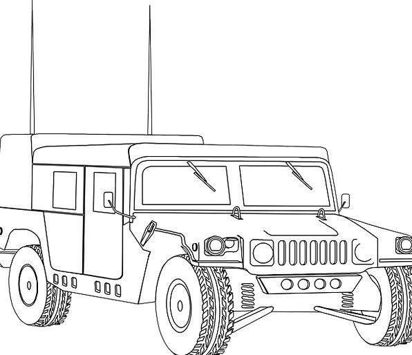 Hummer, Traffic, Transportation, Vehicle, Humvee, Military