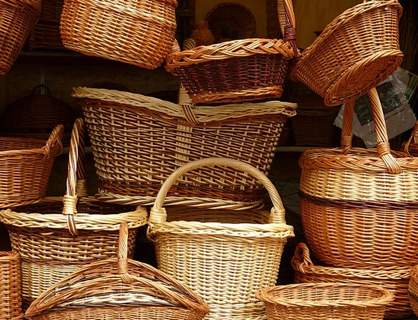 Image result for cane basket industry