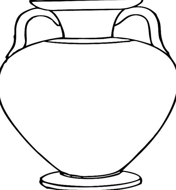 Vase, Urn, Ceramic, Flower Pot, Pottery, Roman, Classical