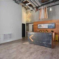 New York Loft Style Living Room Leather Furniture 55 E Cordova - Koret Lofts East Street ...