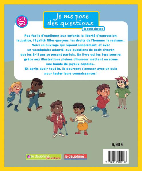 Je Me Posais La Question : posais, question, Place, Enseignants, Questions, Petit, Citoyen,, Gwendoline, Beziau, 9782811002183