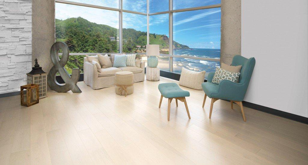 Herringbone, Maple Cape Cod  Mirage Hardwood Floors