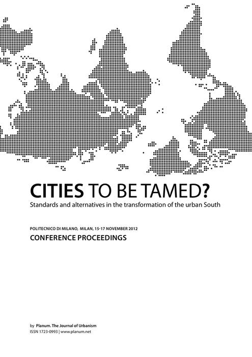Conference Proceedings CITIES TO BE TAMED? Standards and