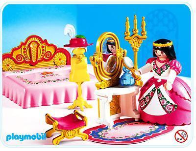 Princesse  chambre  4253A  PLAYMOBIL France